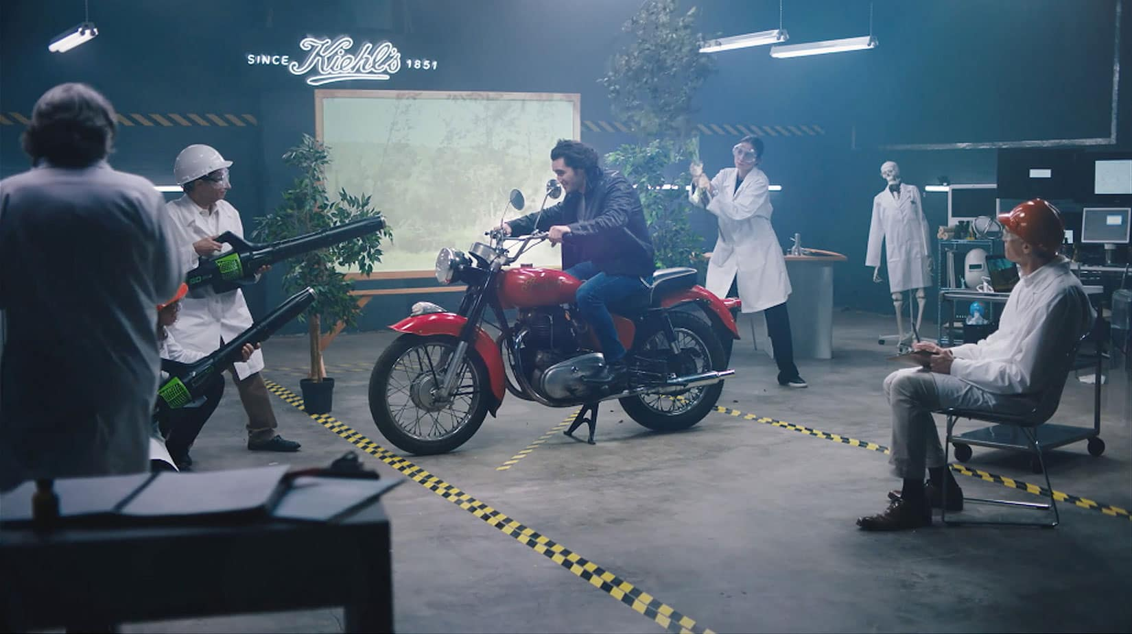 Kiehls-video-production